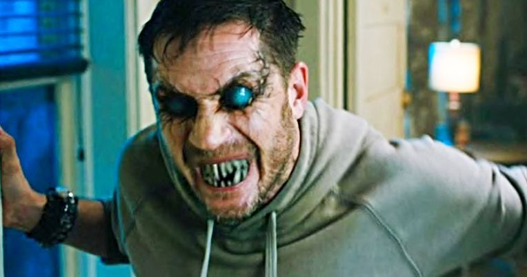 Venom Contract Has Tom Hardy Locked in for 3 Sony Marvel Movies