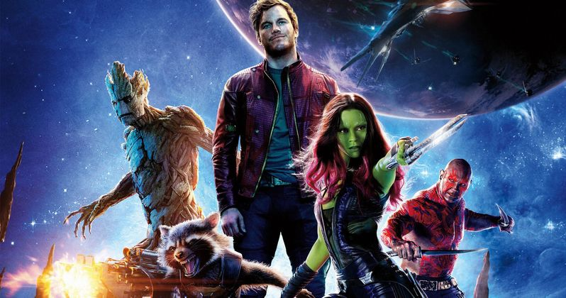 Guardians of the Galaxy TV Spot Brings More Critical Praise