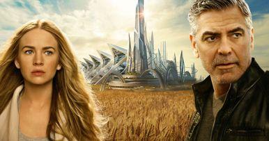 Tomorrowland Is a Bigger Bomb Than Fantastic Four