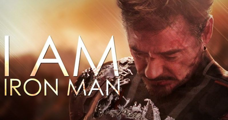 Epic Iron Man Tribute Video Will Bring MCU Fans to Tears
