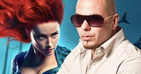 Aquaman Soundtrack Has Pitbull Taking on Toto Classic Africa