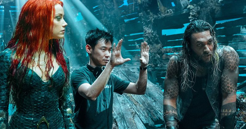 James Wan Pitched Aquaman as a Horror Monster Movie