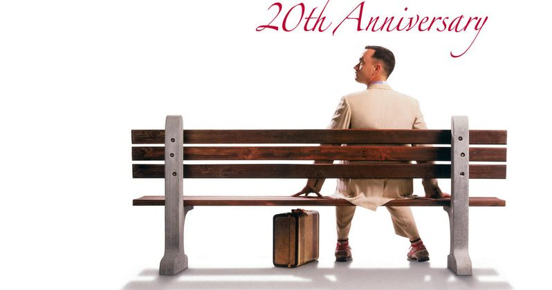Forrest Gump 20th Anniversary IMAX Poster