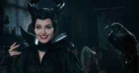 First Maleficent Clip Crashes the King's Party