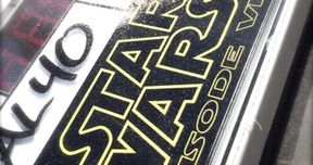 Star Wars: Episode VII Behind-the-Scenes Photo from First Day of Filming!