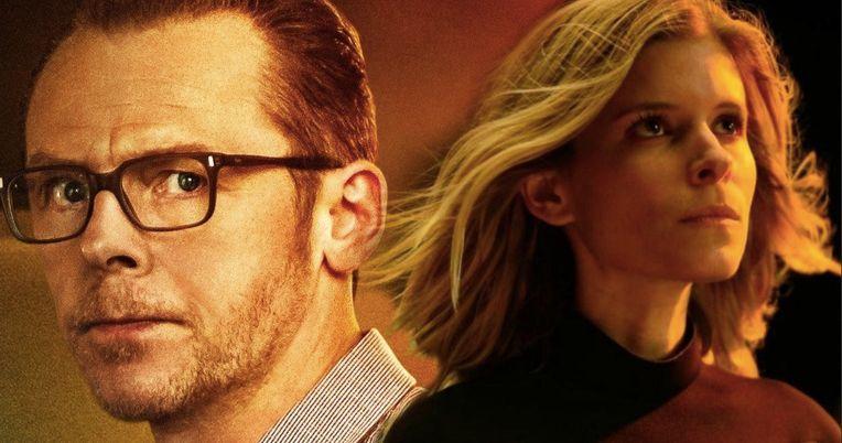 Simon Pegg & Kate Mara Team for High-Stakes Thriller The Inheritance