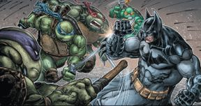 Batman and Ninja Turtles Crossover Animated Movie May Happen
