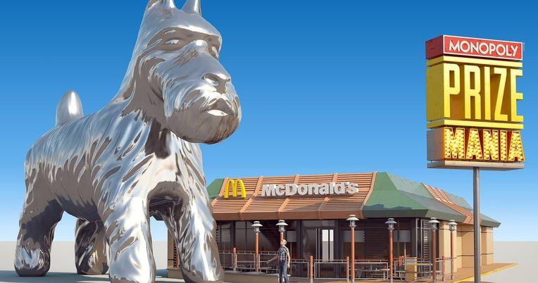 McDonald's Monopoly Fraud Movie Reunites Ben Affleck & Matt Damon