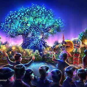 First Look at Avatar Land Inside Disney's Animal Kingdom