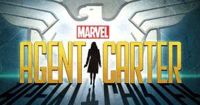 Official Marvel's Agent Carter TV Series Logo