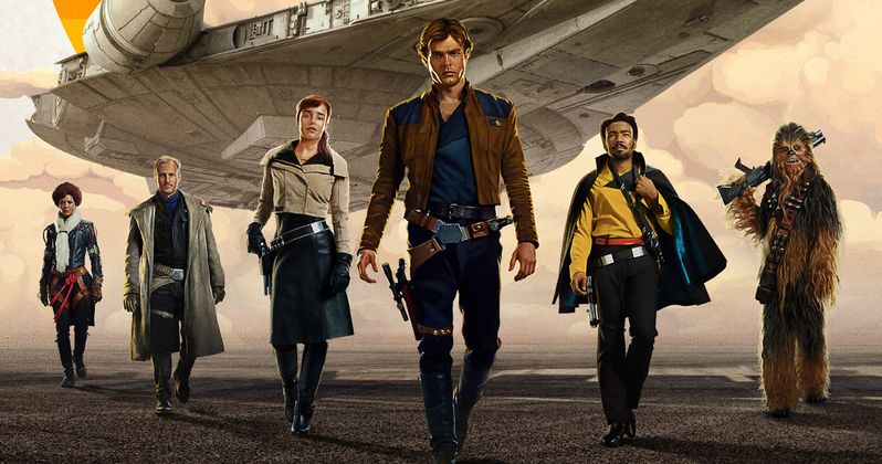 Solo Tickets Now on Sale, Star Wars Day Poster Unveiled