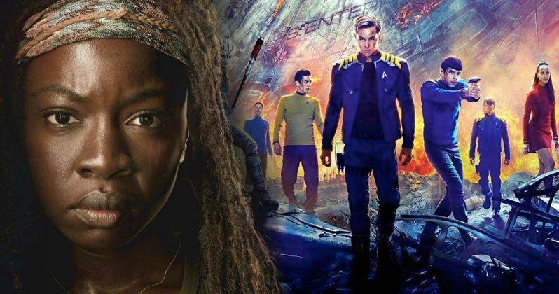 Is Danai Gurira Ready to Beam Up for Star Trek 4?