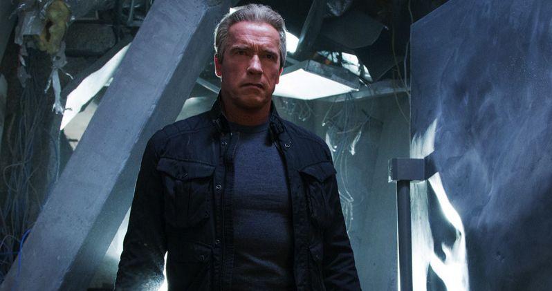 Terminator Genisys Preview: Schwarzenegger Is the Guardian