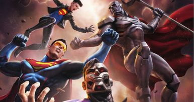 Reign of the Supermen Review: An Action-Packed Superhero Sequel