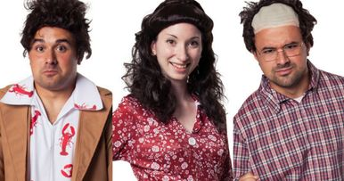 These Seinfeld Halloween Costumes Are Hideous