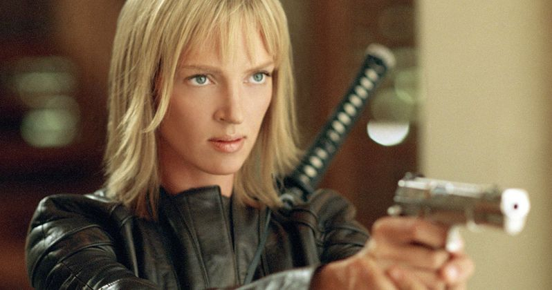 Kill Bill 3 Is Closer to Happening Says Quentin Tarantino