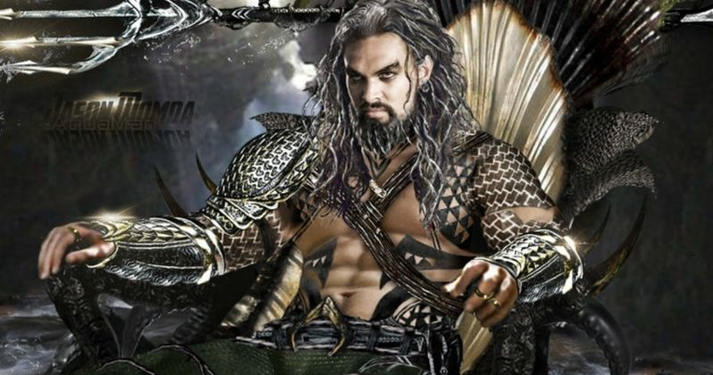Aquaman May Get a More Traditional Costume
