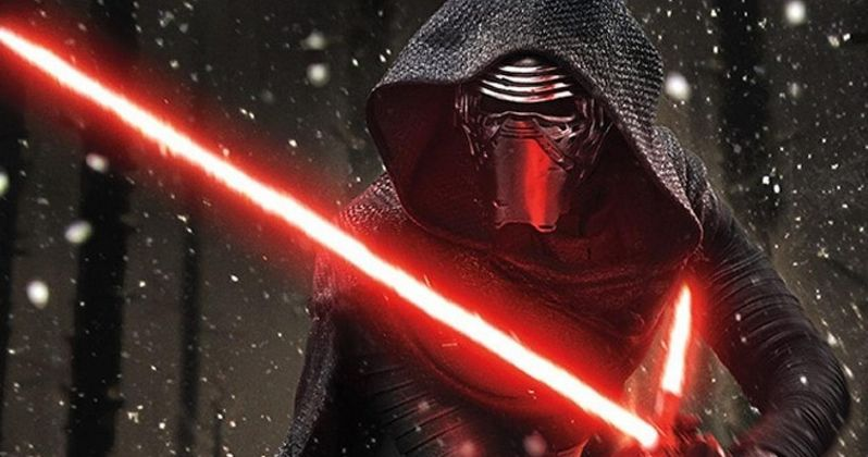 Star Wars Trading Cards Reveal Force Awakens Character Details