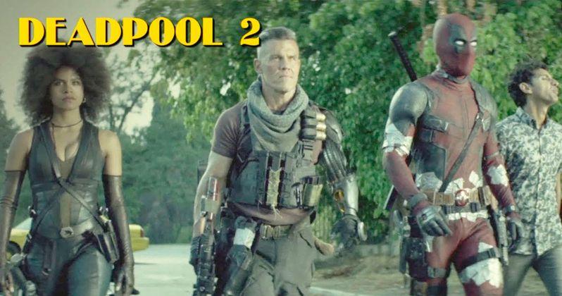 Deadpool 2 Gets a Golden Girls Themed Thank You Video
