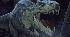 Canceled Jurassic Park Animated Series Full Season Details Revealed