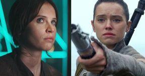 Daisy Ridley Denies Jyn Erso Is Rey's Mom in Star Wars 8