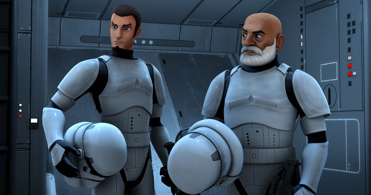 Clone Wars Director Punts Order 66 Plot Hole Into Space Won T Get Hung Up On Continuity