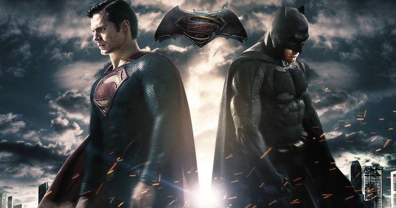 Batman v Superman Official Website Promo Video Released
