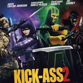 Kick-Ass 2 International Poster
