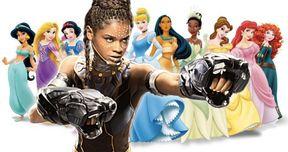 Shuri Is an Official Disney Princess Confirms Black Panther Star