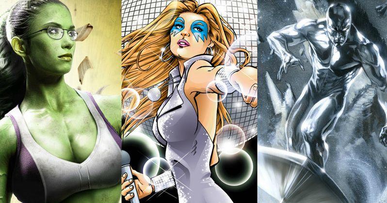 Nerd Alert: Canceled Marvel Movies, DuckTales Mash-Up & More