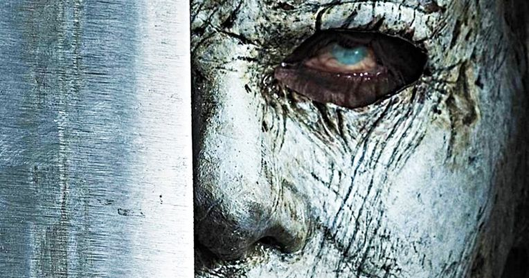 Michael Myers Menaces Cover of First Fangoria Return Issue