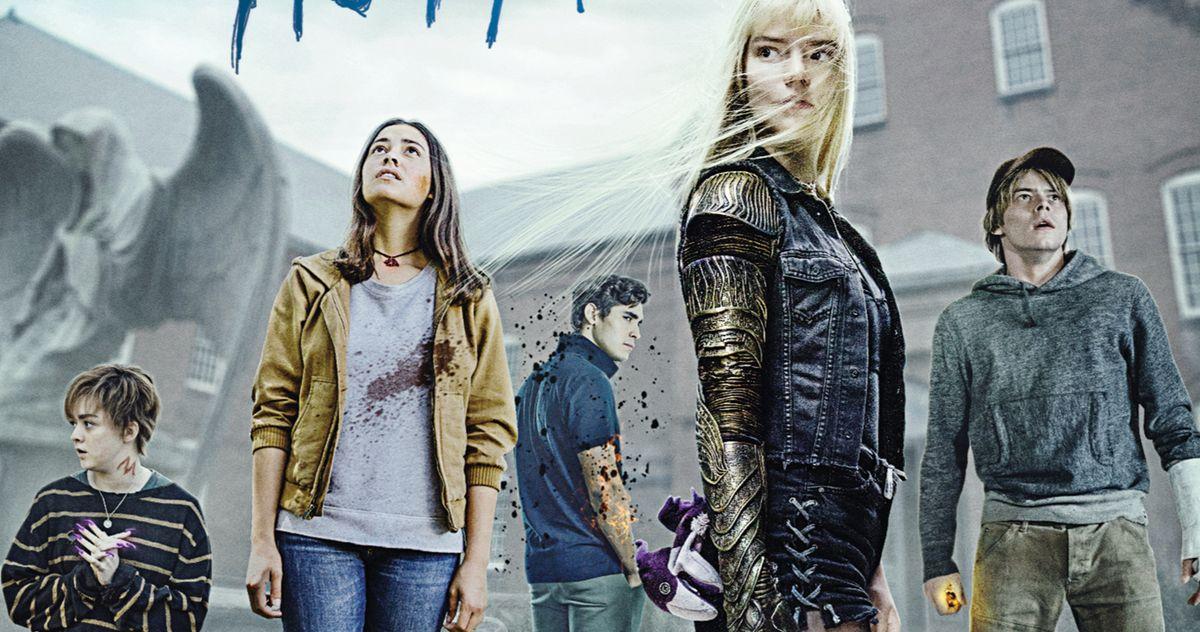 The New Mutants Blu-Ray Release Date, Steelbook, Bonus ...