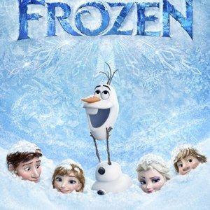 New Frozen Poster