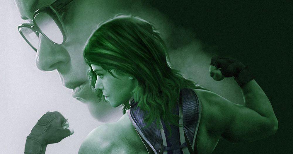 Tatiana Maslany Hulks Out in BossLogic's She-Hulk Fan Art