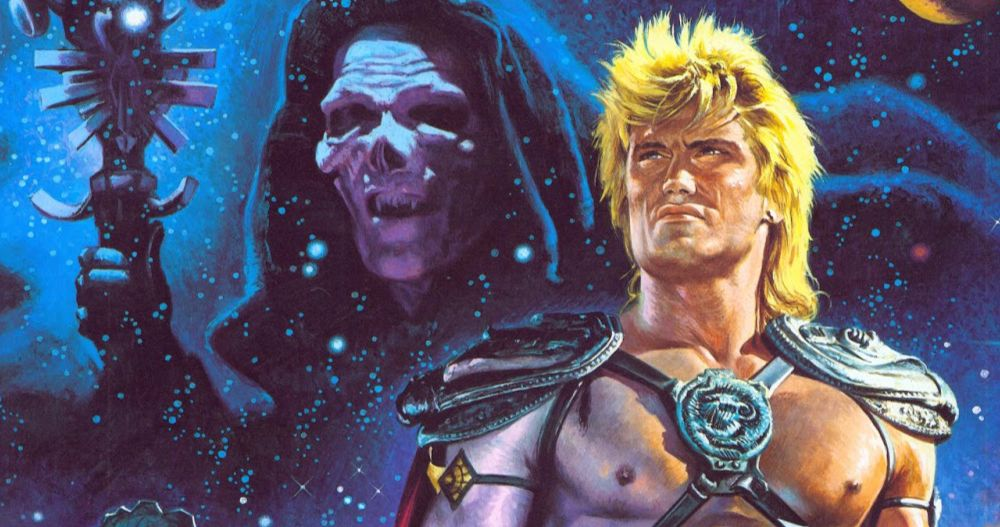 Masters of the Universe Loses Its Release Date to Uncharted, Is He-Man in Trouble?