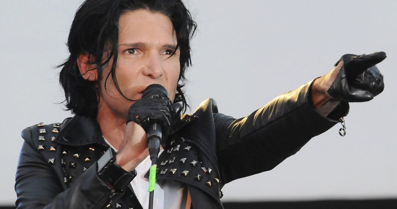 Corey Feldman Launches Campaign to Expose Hollywood Pedophile Ring