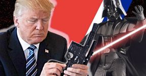Why You Should Never Compare Trump to Darth Vader According to Mark Hamill