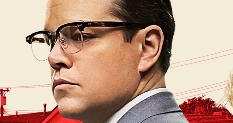 Matt Damon to Play Mark Rich in John Krasinski's King of Oil