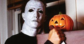 Michael Myers Returns in First Halloween Reboot Set Photos