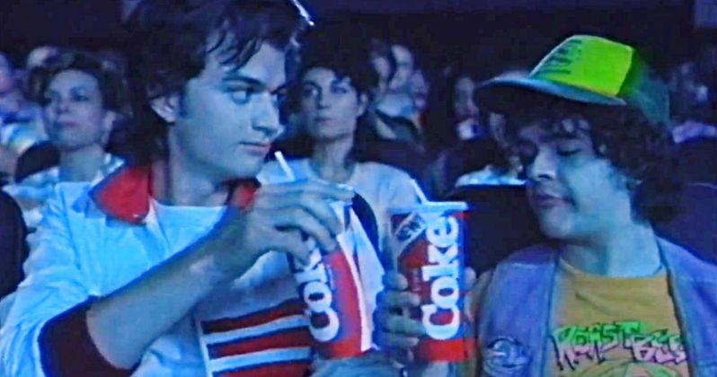 New Coke Returns This Summer to Turn Stranger Things Upside Down