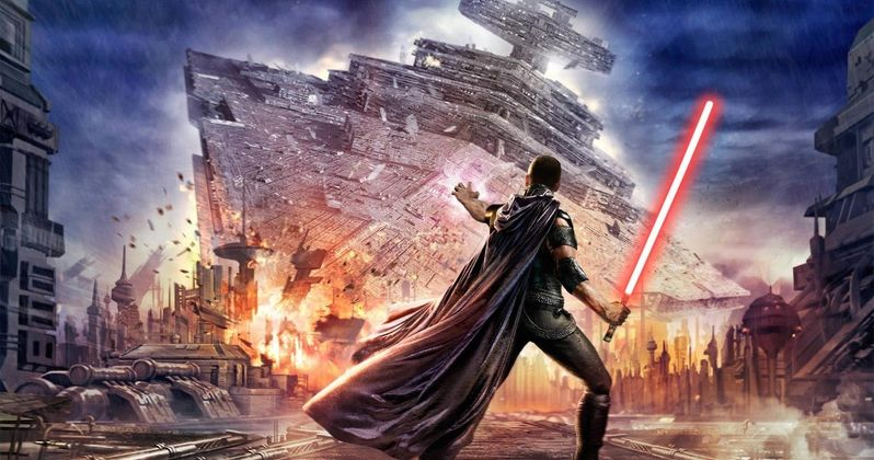 New Star Wars Trilogy Enters Early Stages of Development