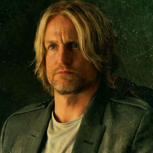 The Hunger Games: Catching Fire Haymitch Abernathy Capitol Portrait