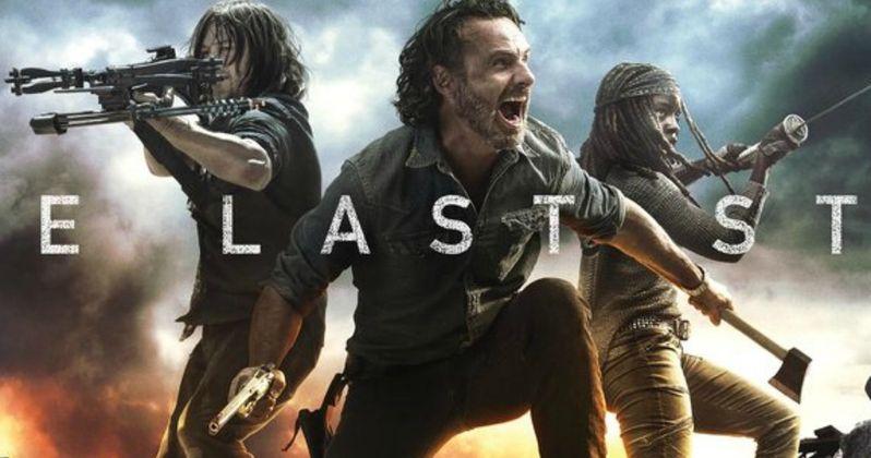 Walking Dead Midseason Premiere Poster Teases Rick's Last Stand