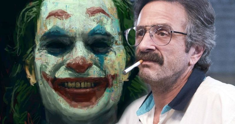 Marc Maron Talks Joker Role & Being a Superhero Hypocrite