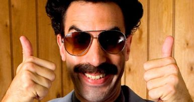 Sacha Baron Cohen's Trump Teaser Is for a New Showtime Series