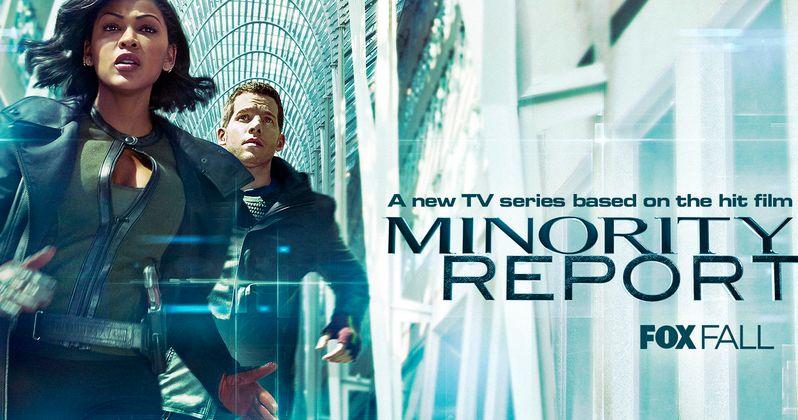 Minority Report TV Series Sneak Peek: Meet the Characters