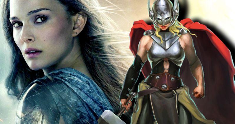 THOR : LOVE AND THUNDER Thor-4-Love-Thunder-Natalie-Portman-Mighty-Thor