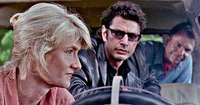 Jeff Goldblum Teases Laura Dern's Jurassic World Return