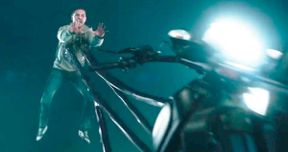 Eddie Brock Revs Up in New Venom Photo
