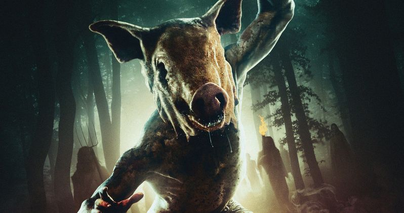 American Horror Story: Roanoke Maze Is Coming to Halloween Horror Nights